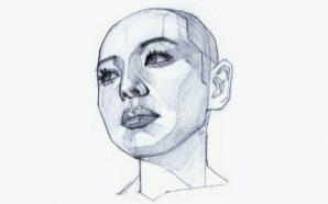 come disegnare la testa vista da qualsiasi angolazione a memoria…