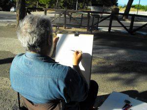 urban sketcher 10-06-12