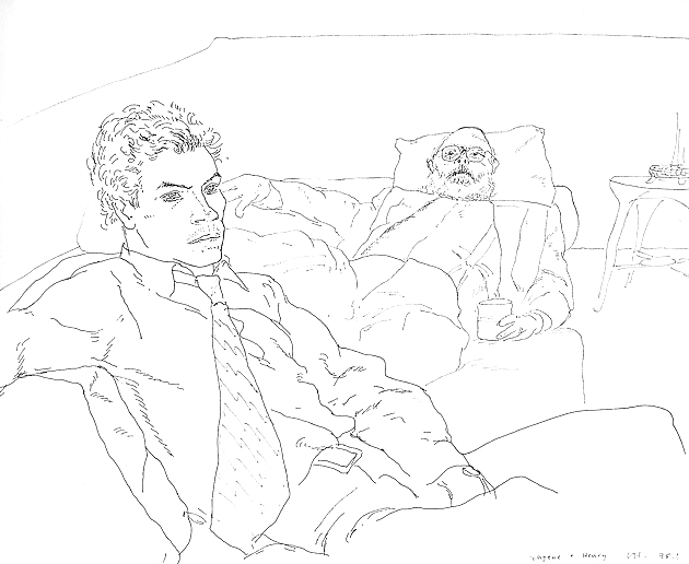 david-hockney-drawings
