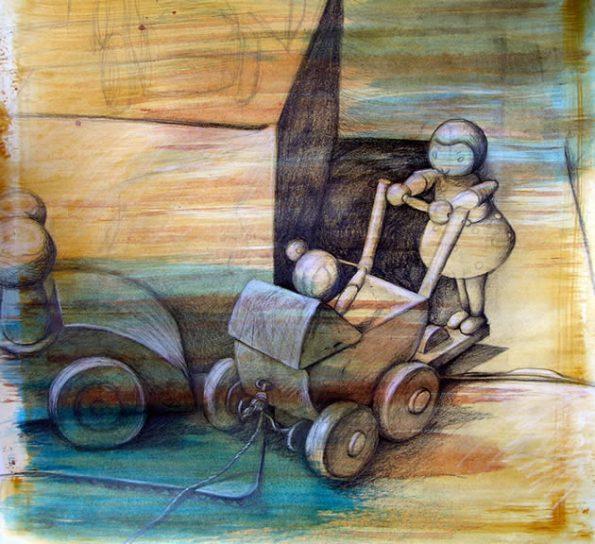 acrylic-wash-background