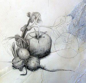 graphite-drawing