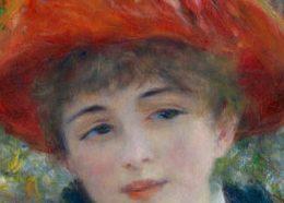 colori ad olio: la tavolozza di Renoir