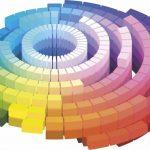 schema di saturazione del colore