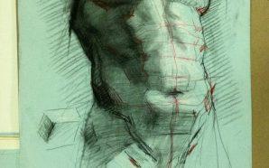 Anatomia del torso spiegata nei disegni di Robert Liberace